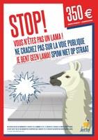 Campagne propreté : 11 affiches pour dire Stop !