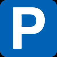 Panneau de stationnement