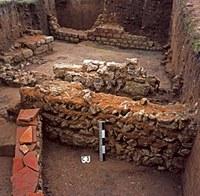 Fouilles villa galo-romaine
