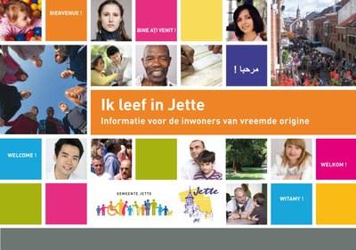 Cover Brochure Ik leef in Jette