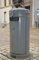 Photo d'une poubelle à Jette