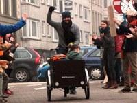 Applausdag voor fietsers op de Crocqlaan - Uitgesteld