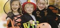30 oktober  - Halloween in het Garcetpark