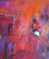 Schilderij van Jean-Pierre Harcq