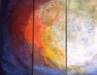 Schilderij van Jeannine Vandam